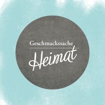 Geschmacksache Heimat Logo